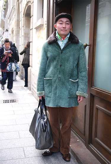 Such a perfect style - Paris Streetstyle