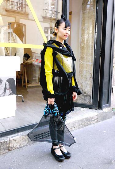 Roggykei in Paris | Street Style