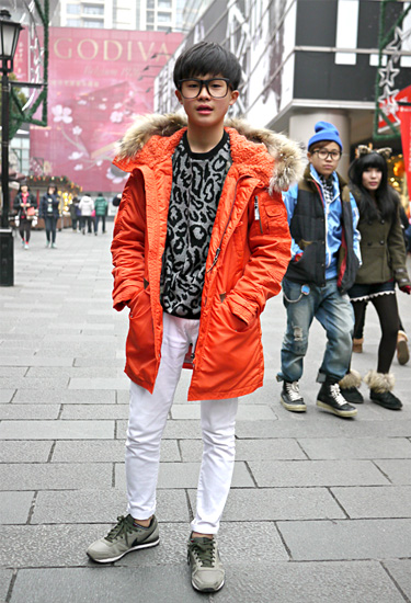 Shanghai Street Style | Youngster