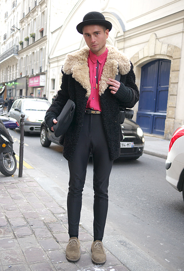 www.lesflaneurs.com · Paris Men Fashion Week