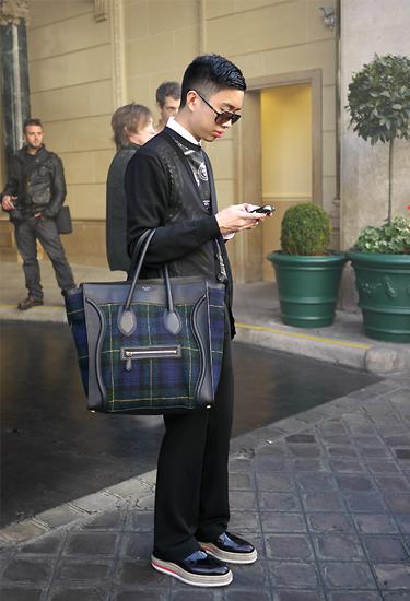 Givenchy - Celine - Prada