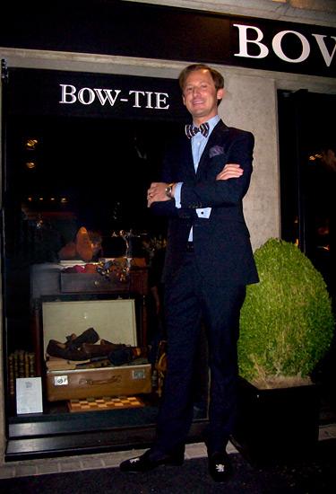 Mr Bow-Tie · Barcelona Streetstyle
