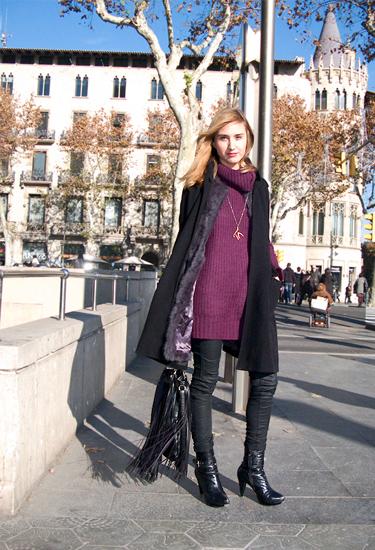 Streetstyle Barcelona · Valeria