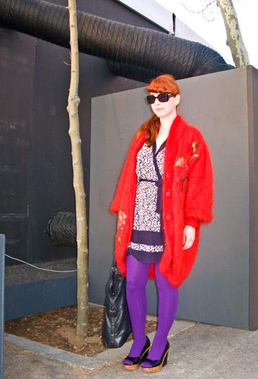 Seila sin H en el 080 BCN Fashion