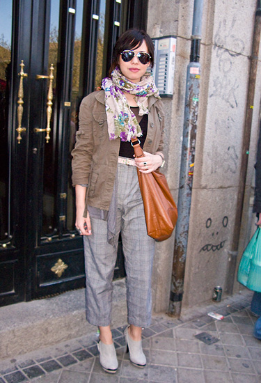 French touch · Madrid Streetstyle