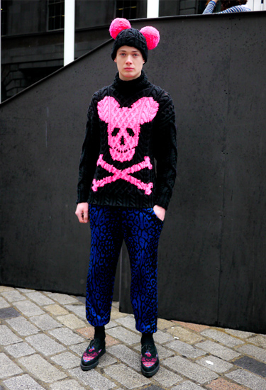 SIBLING LONDON | AW 2012-13 | LFW | SUBVERSIONS OF KNITWEAR