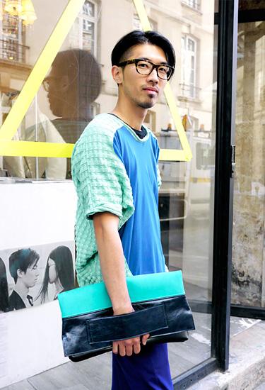 Hitoshi Korogi | Street Look