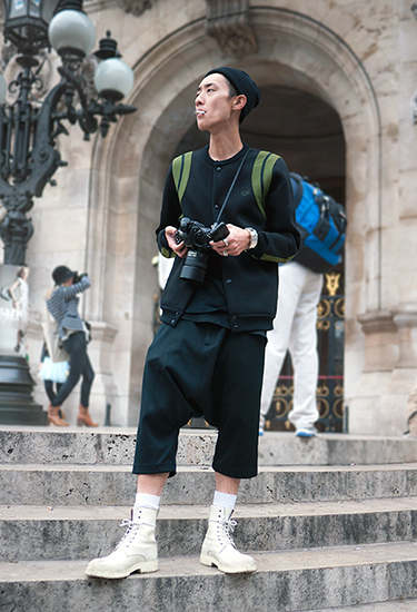 Koo in Paris