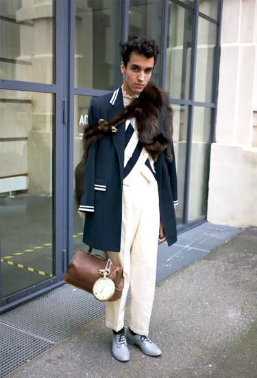 LFXB at Paris Fashion Week