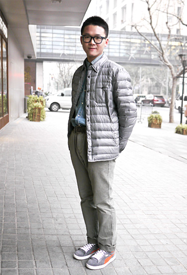 Shanghai Street Style | Casual-Smart
