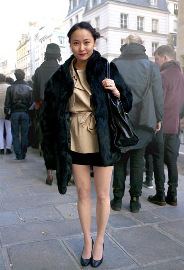 ELLE.COM | Paris | Streetstyle