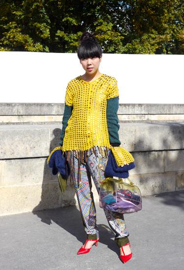 Suzie | Style Bubble | Paris Fashion Week