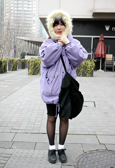 Shanghai Street Style | Teen Trends