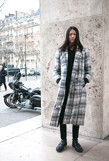 Paul Levy Coat