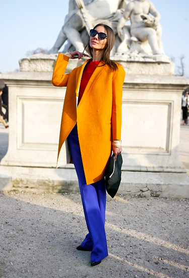 Color Block | Street Style