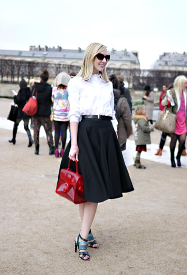 Smart | Streetstyle in Paris