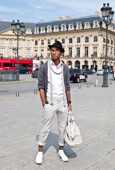 Place Vendôme · Paris Streestyle