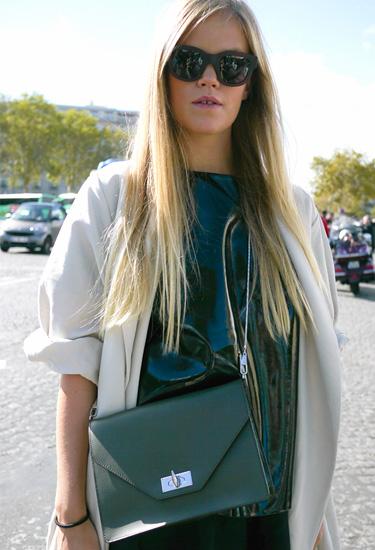Paris Street Style | Vinyle