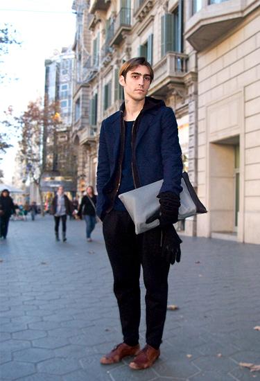 COS Barcelona · Streetstyle
