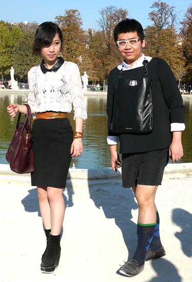 Handbags CELINE and Miu Miu