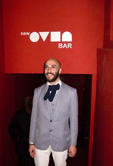 Javier · New Oven · Barcelona Streestyle