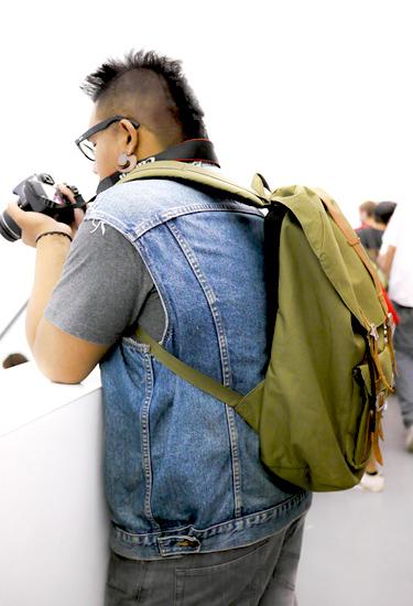 Backpack Hershel | Hipnotik Festival Barcelona