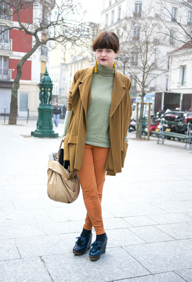 Color mix · Winter trends