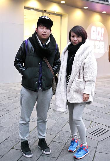 Street Wear in Shanghai | Asian Fashion Trends 2013
