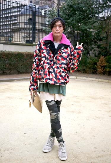 Pure Style · Paris Streetstyle