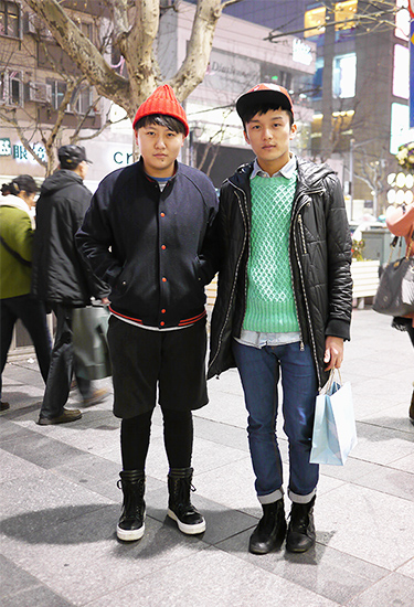 Stylish Shanghai | Street Style Winter 2013