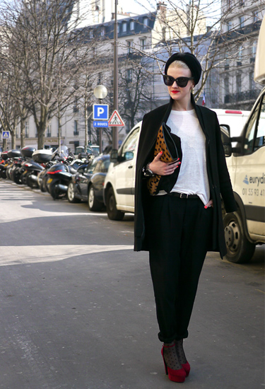 Turban · Paris Streetstyle