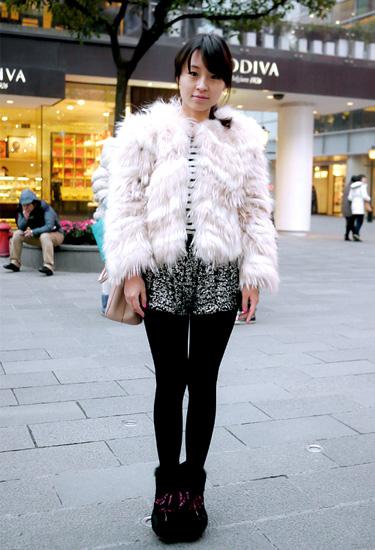 Street Style de Shanghai · Winter trends | BabyZa
