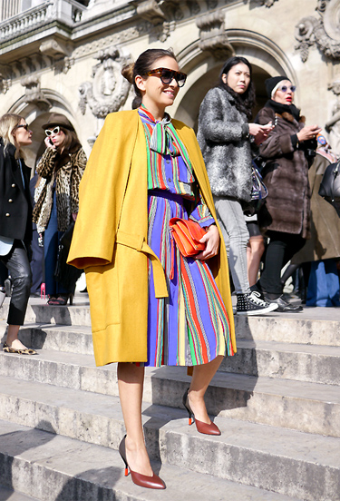 Retro | StreetStyle Paris
