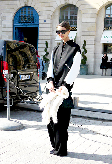 Sport Chic in Paris