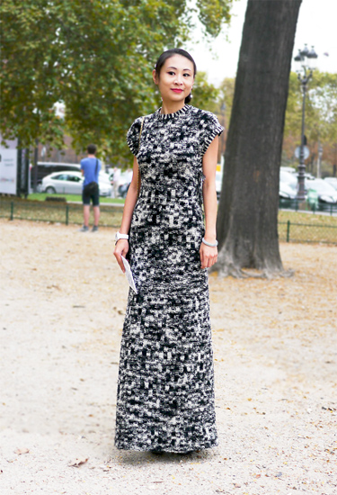 Maxi Long Dress | Before Chanel