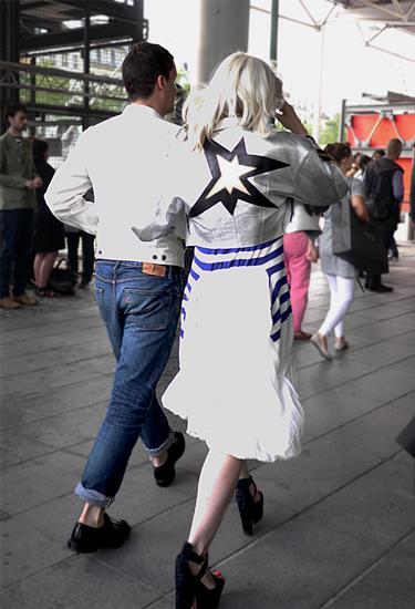 MiuMiu jacket | Paris FW