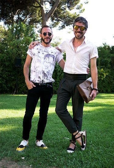 Arol & Augustin | 080 BCN Fashion Streetstyle