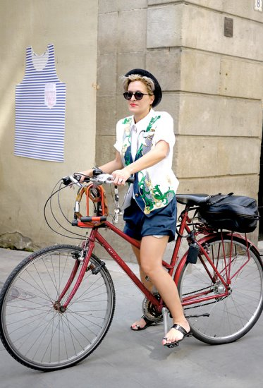 Street Style | Simone Siel