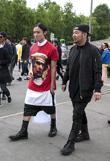 Givenchy On the Street