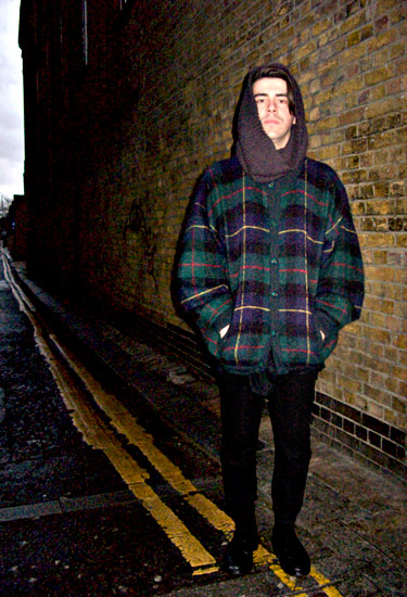 Back street boy · London Streetstyle