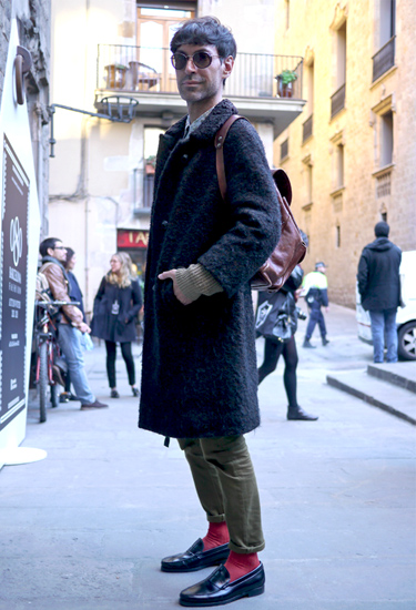 Toctoctoc at Barcelona Fashion | Streetstyle