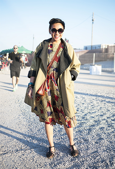 Kate Sheridan Overcoat