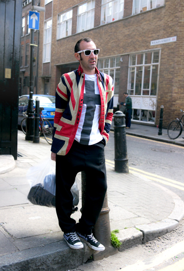 Union Jack · London Streetstyle
