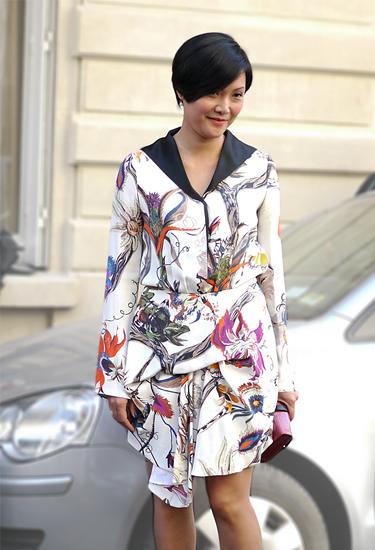 Balenciaga print · Street trends