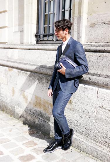 Simone Marchetti | La Reppublica Fashion Editor