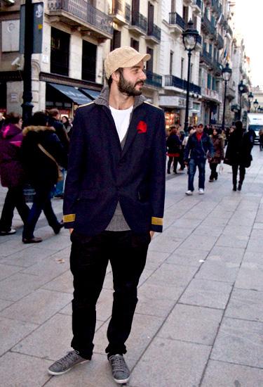 Blazer El Ganso · Barcelona Fashion