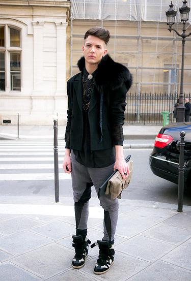 Isabel Marant Sneakers · Paris Fashion Week