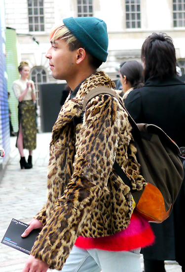 Animal Print | Streetstyle | London