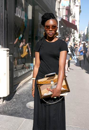 Paris Fashion Week SS2012 | First style