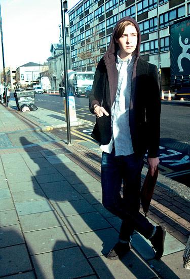 Hoodie · London streetstyle